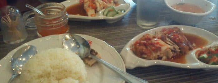 Singapore Chicken Rice (SCR), Serusop is one of Posti che sono piaciuti a S.