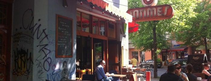 INTIMES is one of Berlin Friedrichshain favs.