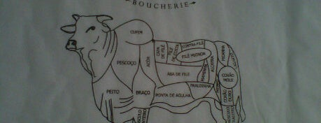 CT Boucherie is one of Rio de Janeiro's best places ever #4sqCities.