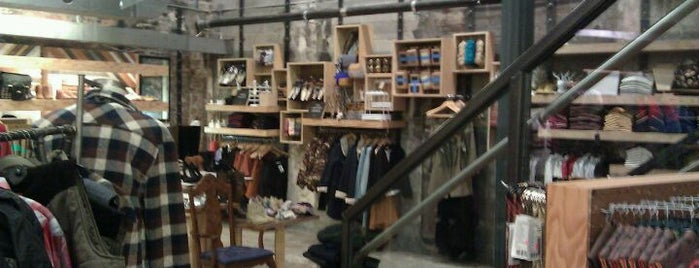 Urban Outfitters is one of Brooklyn.