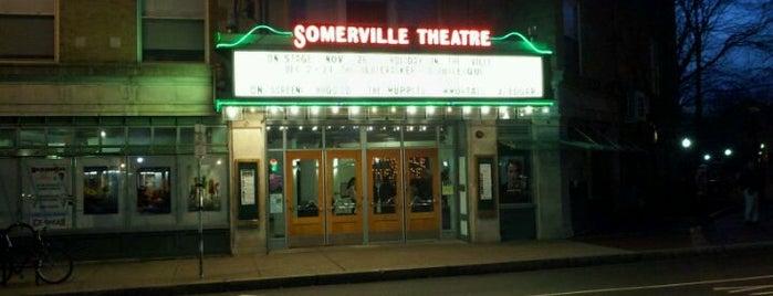 Somerville Theatre - IFFBoston is one of Boston Music Venues.