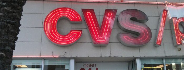 CVS pharmacy is one of South Beach.
