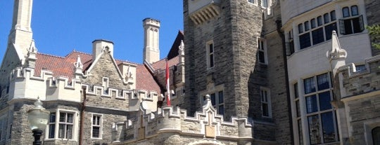 Casa Loma is one of Toronto, ON.