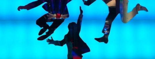 The Beatles LOVE (Cirque du Soleil) is one of Las Vegas Suggestions.