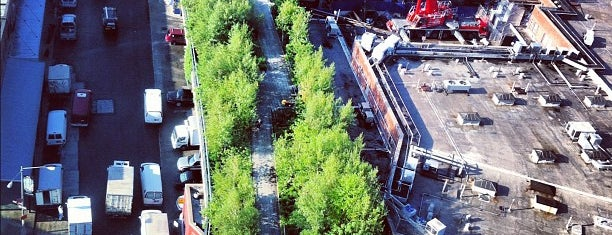 High Line is one of Our Favorite NYC Spots.