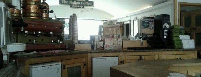 The Italian Coffee Company is one of México trip.