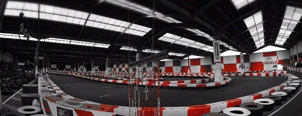 Lille karting is one of Lille.