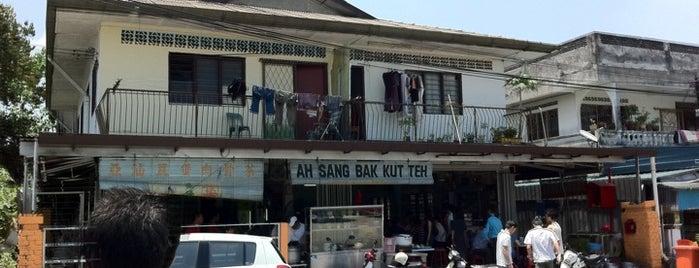 Ah Sang Bah Kut Teh (亚汕肉骨茶) is one of Tempat yang Disimpan Ryan.
