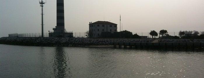 Faro Di Jesolo is one of I miei luoghi.