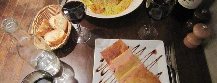 Le Comptoir des Petits Champs is one of  Paris Eat .