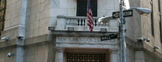 New York Stock Exchange is one of Silicon Alley.