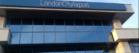 Flughafen London City (LCY) is one of Airports - Europe.