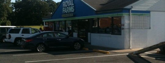 Royal Farms is one of Cece's Places-2.