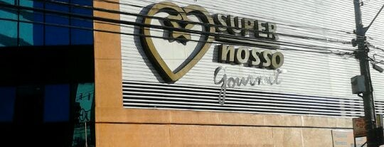 Super Nosso Gourmet is one of Joao 님이 좋아한 장소.