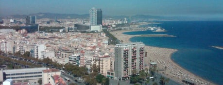 Torre d'Alta Mar is one of Barcelona Top 101 Restaurants.