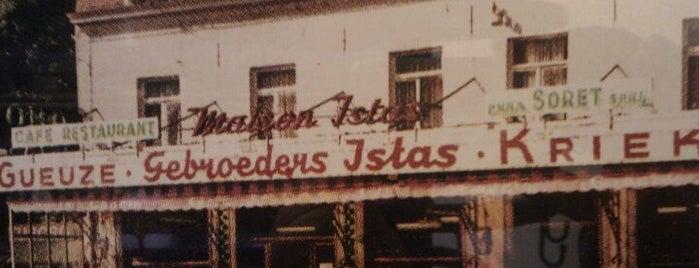 Restaurant Istas is one of Locais salvos de Emily.