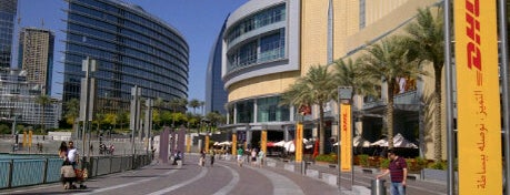 The Dubai Mall is one of Relax in Dubai.