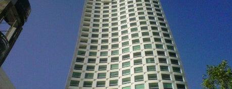 Edificio Paragon is one of Rascacielos en la Ciudad de México..