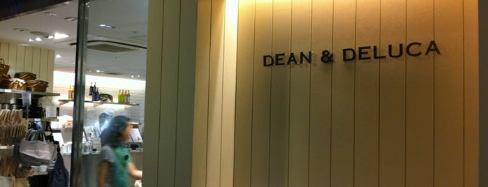 DEAN & DELUCA is one of Gespeicherte Orte von Won young.