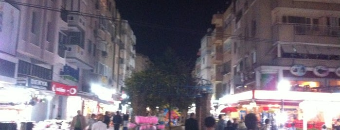 Forbes Caddesi is one of themaraton.