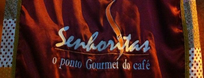 Café Senhoritas is one of Top 10 favorites places in Brasília, Brasil.