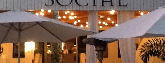 Tybee Island Social Club is one of Kristen's Bachelorette in Savannah!.