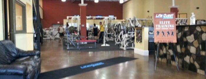 LifeQuest Fitness is one of #FitBy4sqDay Tips.