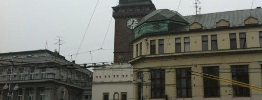 Pardubice is one of Veronica 님이 좋아한 장소.