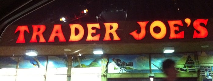 Trader Joe's is one of JNETs Hip and Happy LA Places.