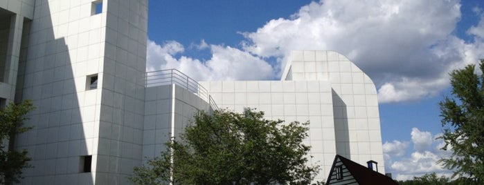 High Museum of Art is one of Museum.