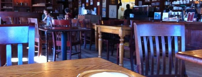 Zoka Coffee Roaster & Tea Company is one of Rata's Seattle Coffee Trip - A Coffee Crawl!.