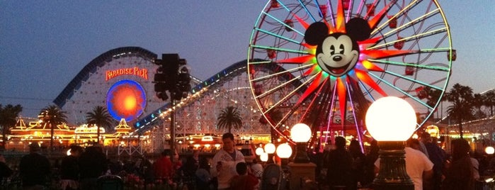 Disney California Adventure Park is one of My BEST of the BEST!.