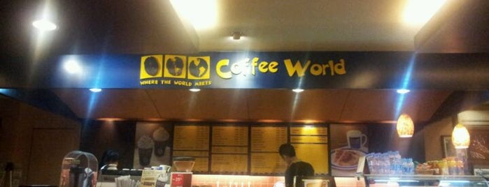 Coffee World is one of JAKARTA Caffeine Infusion.