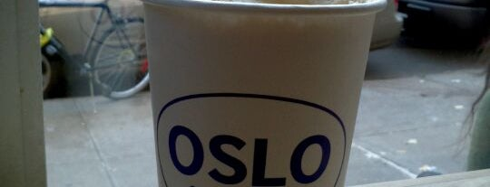 Oslo Coffee Roasters is one of New York - Coffee.