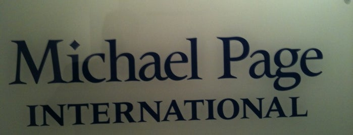 Michael Page HQ Vienna is one of Locais curtidos por Christoph.