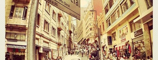 Rua 25 de Março is one of São Paulo Essencial.