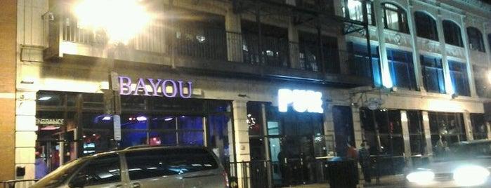 PURE Nightclub is one of Buff.