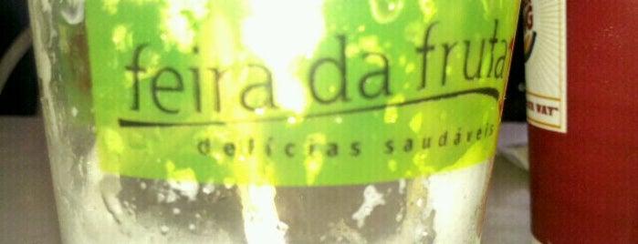 Feira da Fruta is one of The 20 best value restaurants in Brasil.