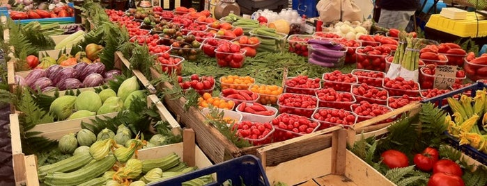 Campo de' Fiori is one of Рим.
