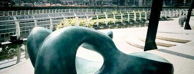 Epicentrum Walk Riverside is one of Go Green Jakarta.