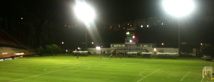Estádio Manoel Barradas (Barradão) is one of BOM LUGAR.