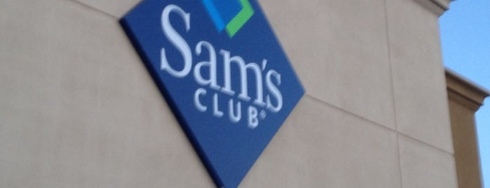 Sam's Club is one of Lieux qui ont plu à Anthony & Katie.