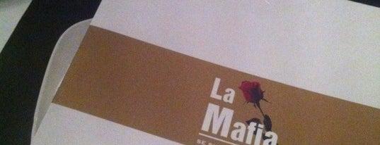 La Mafia se sienta a la Mesa is one of Mis restaurantes.