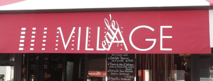 Le Village Café is one of P-Edward 님이 좋아한 장소.