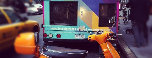 Joyride Truck is one of Soho Food.