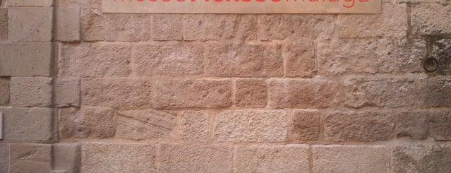 Museo Picasso Málaga is one of Málaga #4sqCities.