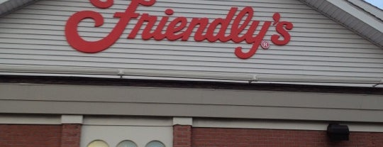 Friendly's is one of FAMILY TRAVEL PLANS.