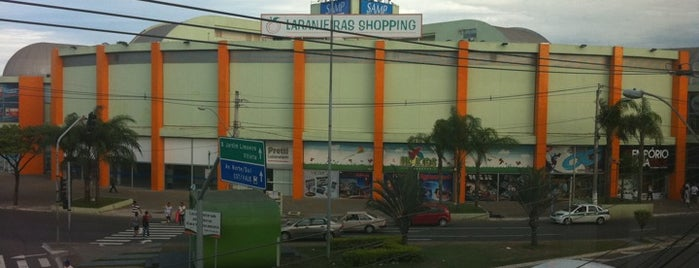 Laranjeiras Shopping is one of Mall and Stores.