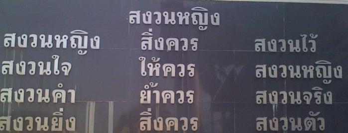 Sa-Nguan Ying School is one of •S u p h a n b u r i•.