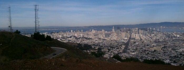 Twin Peaks Summit is one of San Francisco.